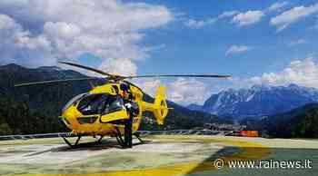 Pieve di Cadore (BL), escursionista muore scivolando da un sentiero - TGR Veneto - TGR – Rai