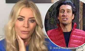 I'm A Celeb: Tess Daly shares fears for 'hungry and cold' Vernon Kay