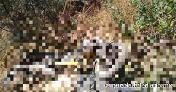 Motociclista murió al caer en barranco - Telediario Puebla