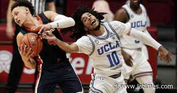 UCLA basketball gets unwelcome introduction to 'COVID season' - Los Angeles Times