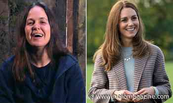 I'm a Celebrity's Giovanna Fletcher makes Kate Middleton confession