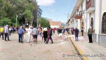 Mizque se suma a municipios en líos por canasta escolar y crece violencia - Opinión Bolivia