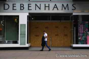 In Dark Day for UK Retailing, 242-Year-Old Debenhams to Shut