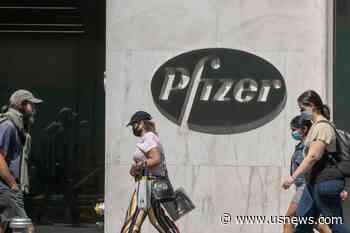 Pfizer, BioNTech Submit Application to Use Coronavirus Vaccine in Europe by Year's End