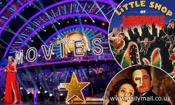 Strictly's Musical Week REVEALED! Stars prepare for most dramatic week