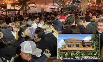 New Jersey restaurant forced to stop outdoor dining at 4pm after maskless revelers crammed into bar