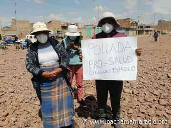 Obrero que sufrió accidente en Ayaviri estaría abandonado en EsSalud Juliaca - Pachamama radio 850 AM