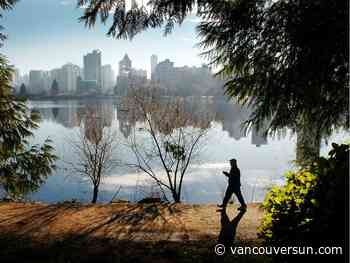 Vancouver weather: Going to be bright, bright, sun-shiny day
