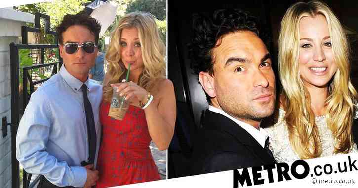 The Big Bang Theory's Kaley Cuoco 'in tears' as Johnny Galecki shares gorgeous birthday post
