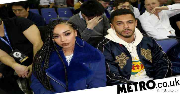 Leigh-Anne Pinnock's footballer fiancé Andre Gray apologises for 'breaking lockdown rules with poker party'