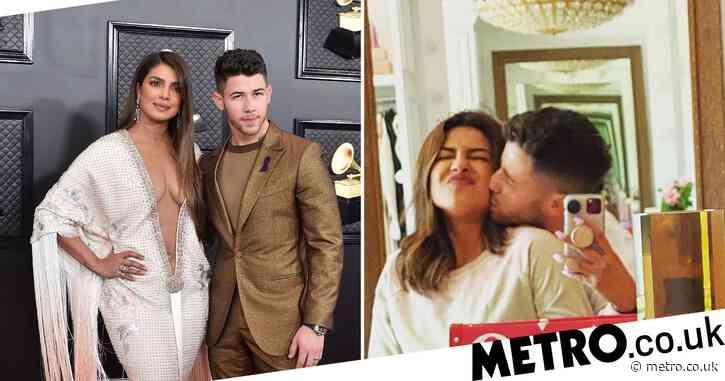 Nick Jonas calls Priyanka Chopra 'most beautiful woman' in adorable wedding anniversary message