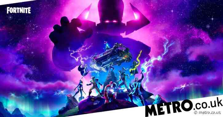 Fortnite Galactus event due tonight, as Season 5 start time and Mandalorian leaks continue