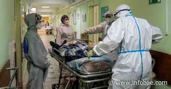 Rusia registró 569 muertes por coronavirus en 24 horas, cifra récord desde el inicio de la pandemia - infobae