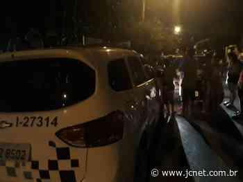 Homem morre após ser esfaqueado na barriga em Bariri - JCNET - Jornal da Cidade de Bauru