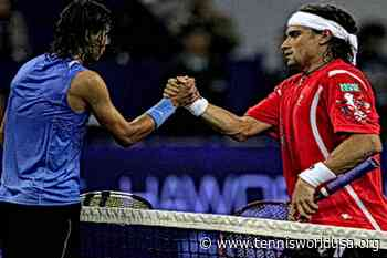 ATP Finals Flashback: Rafael Nadal loses second notable match to David Ferrer - Tennis World USA