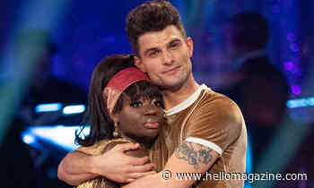 Strictly's Aljaz Skorjanec confesses to making mistakes after exit with Clara Amfo