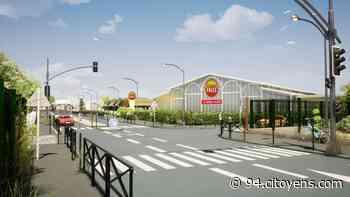 Grand Frais et McDonald's signent à La Queue en Brie - 94 Citoyens
