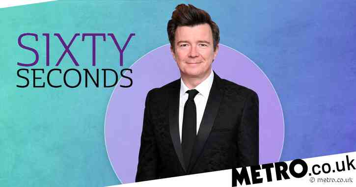 Rick Astley on a potential Masked Singer stint and how he relates to Gary Barlow's post-Take That career slump