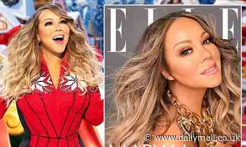 Mariah Carey reveals she splashes out on Christmas because she didn't have much as a child