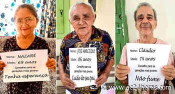 Internos do Lar Vicentino de Rio Branco e Cruzeiro do Sul fazem pedidos de Natal e, em troca, dão lições de vida - ac24horas