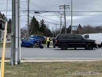 UPDATE: 4 Vehicle collision on Great Northern