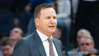 Scott Brooks addresses contract situation as he enters final year of deal with Wizards