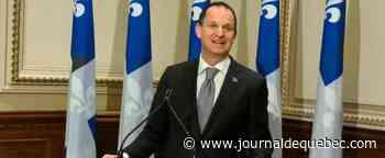 Le ministre Eric Girard est «certain que Loto-Québec a amélioré ses pratiques»