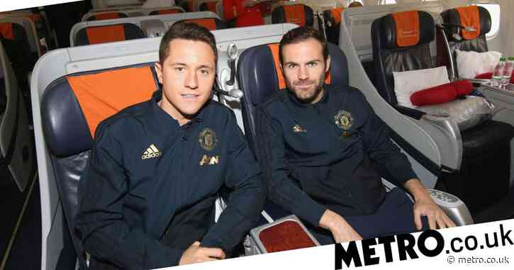 Juan Mata reveals what Ander Herrera told him about Edinson Cavani in phone call before Man Utd transfer
