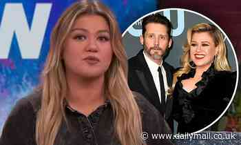 Kelly Clarkson discusses her 'horrible' divorce from Brandon Blackstock