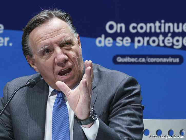 Quebec to make decision on holiday gatherings before Dec. 11, Legault says