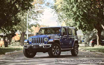 Jeep Wrangler EcoDiesel: l'ultime Jeep de banlieue