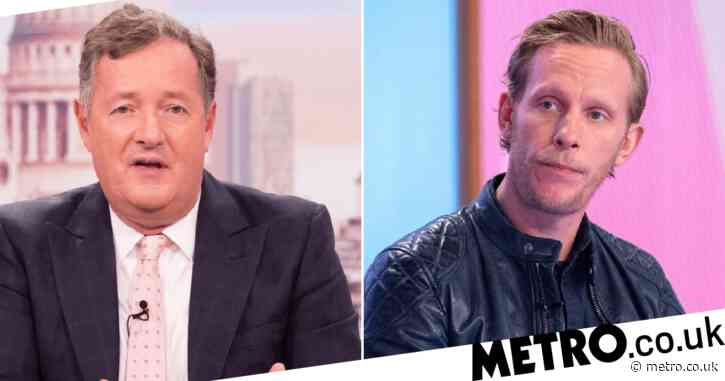 Piers Morgan tells Laurence Fox 'people are tired of you being a d**khead' in savage exchange