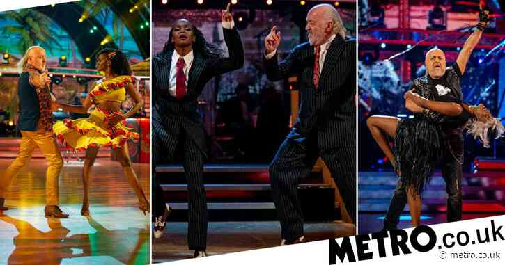 Strictly Come Dancing 2020: Bill Bailey's dances so far ranked – from talking to the animals to Janet Jackson's favourite Jive