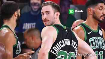 Gordon Hayward details why he left Celtics for Hornets in free agency