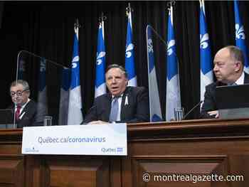 Coronavirus live updates: If hospitalizations continue to rise, holiday gatherings will be banned, Legault says