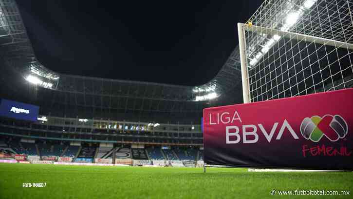Las fechas y horarios de las semifinales de la Liga MX Femenil