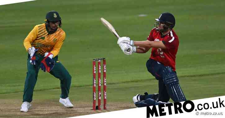 Dawid Malan smashes 99 and Chris Jordan breaks record as England thump South Africa to complete series whitewash