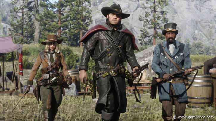 Red Dead Online Standalone Is Out Now And Heavily Discounted