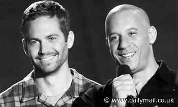 Vin Diesel takes to Instagram to mark the seventh anniversary of co-star Paul Walker's passing
