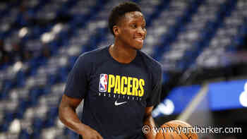 Victor Oladipo shuts down trade rumors: 'I'm focused on now'