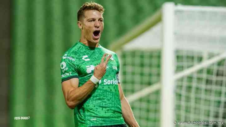 Atlas espera a Furch y otros dos jugadores de Santos