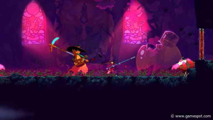 Dead Cells Fatal Falls DLC Launches Early Next Year