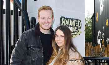Greg Rutherford announces he is expecting THIRD child with fiancée Susie Verrill