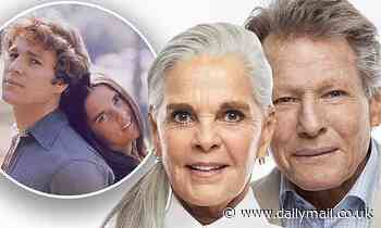 Love Story stars Ali MacGraw and Ryan O'Neal say they still have 'chemistry' 50 years after the film