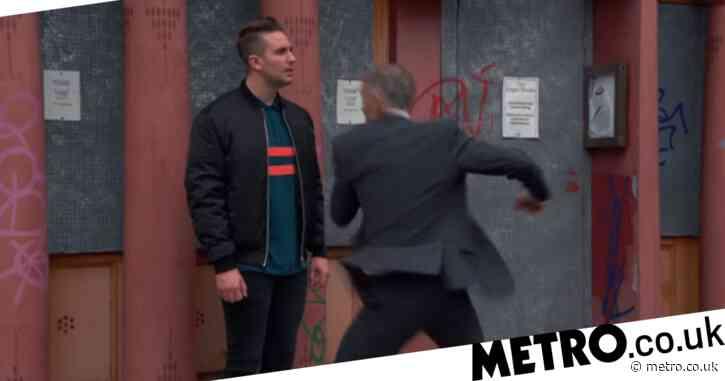 EastEnders spoilers: DI Thompson brutally assaults Callum Highway in huge showdown