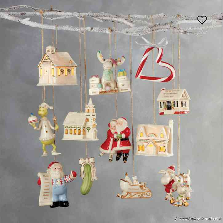 The Best Places to Buy Christmas Ornaments Online