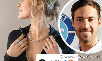 Kristin Cavallari's rumored beau Jeff Dye leaves a flirty comment on her Instagram photo