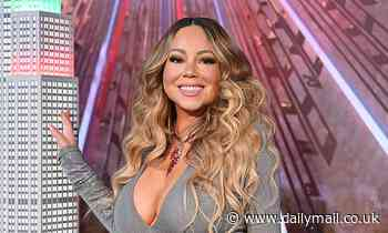 Mariah Carey EXCLUSIVE: The songstress, 50, launches her own cookie brand in time for Christmas