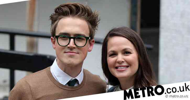 I'm A Celebrity 2020: Giovanna Fletcher's husband Tom reveals plans to renew wedding vows