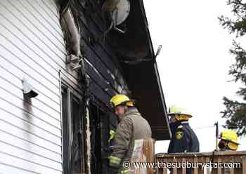 Sudbury photos: Crews battle fire in Chelmsford